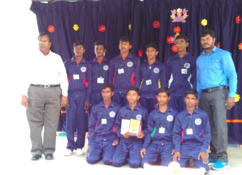 2016-17 District Level Winners - Kabbadi