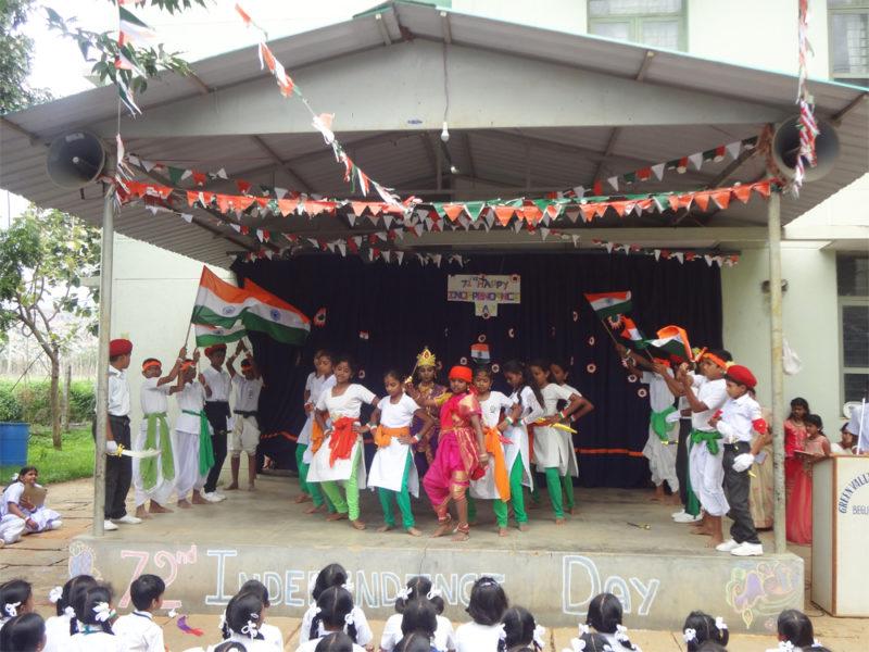 2018 Independence Day Cultural Program