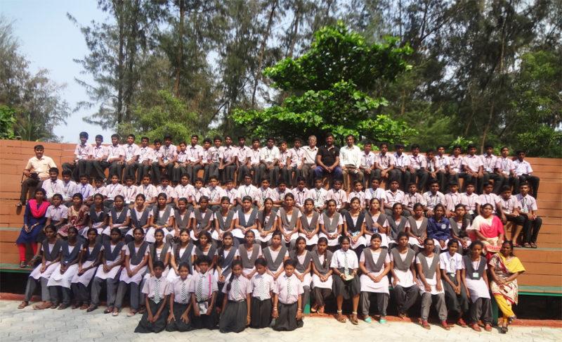 School Trip to Dharmasthala