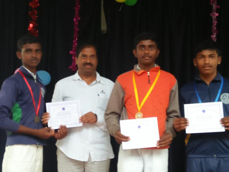 2018 Sports day Winners