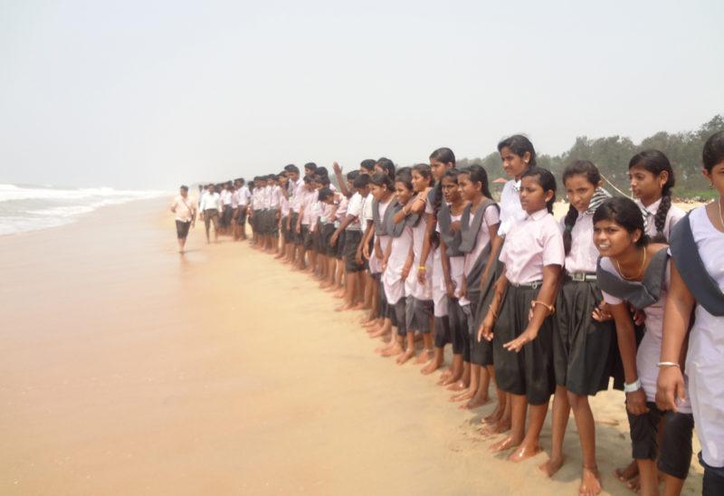 School Trip to Mangalore Beach