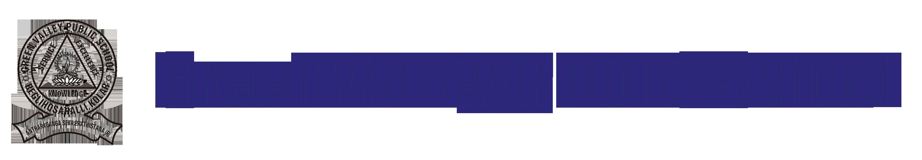 Green Valley Public School, Kolar
