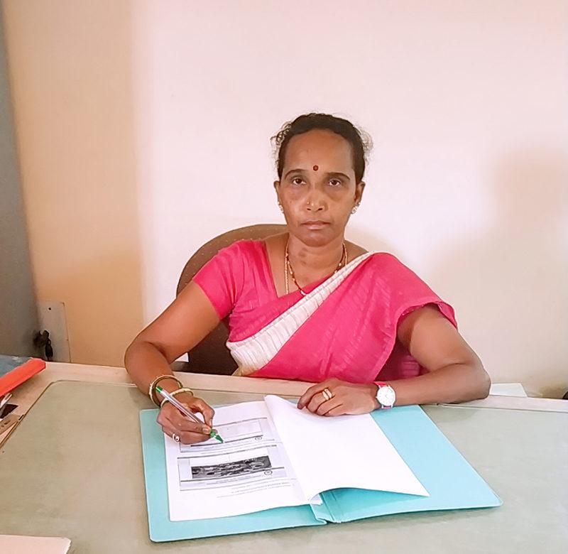 Smt. Gowri Devi MA,NTT,TCH Head Mistress(Primary School)