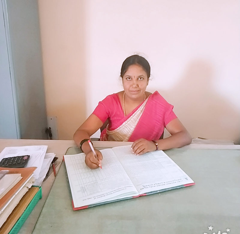 Smt. N.Chandrika MA.B.Ed PRINCIPAL
