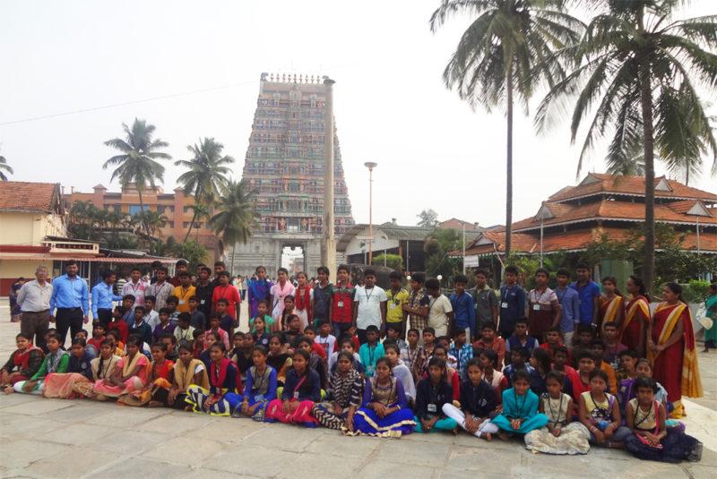 School Trip to Sringeri