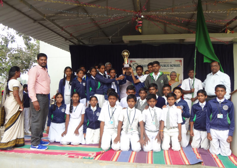 Sports Day Championship Winners