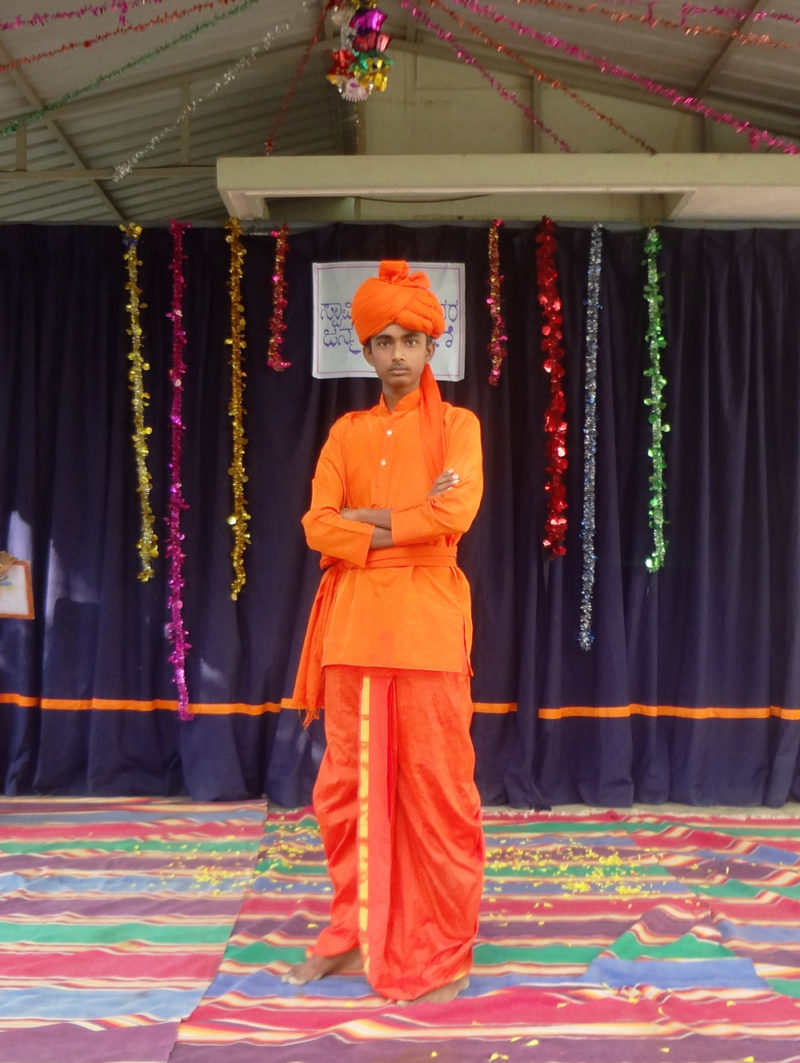 Vivekananda day celebration
