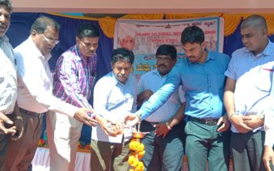 SSLC Students Interaction with Resource Persons organized at GVPS on 22-01-20
