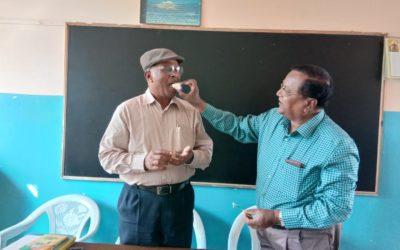 Celebration of 70th birthday of Prof. T. Marandananda V.P.