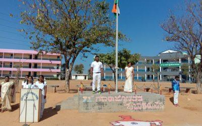 71st Republic Day Celebration on 2020
